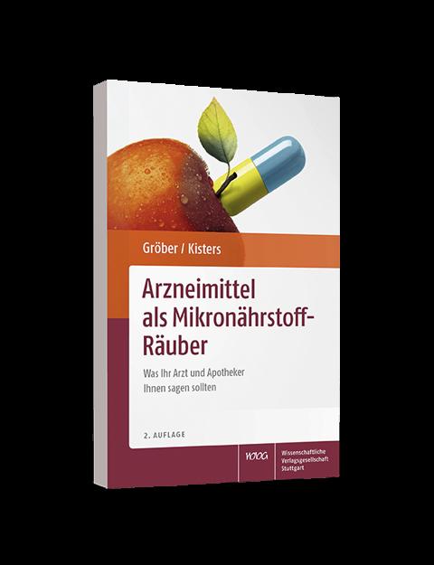 Buch: Arzneimittel als Mikronährstoff-Räuber