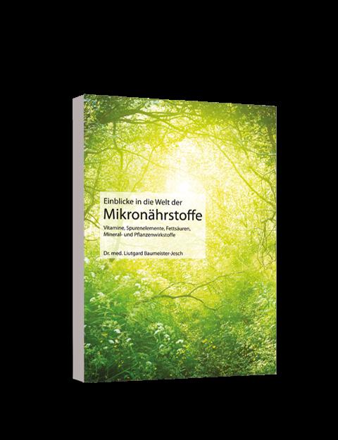 Buch: Einblicke in die Welt der Mikronährstoffe