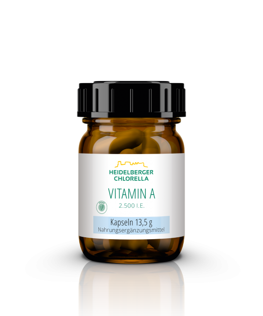 Vitamin A 2.500 I.E Kapseln